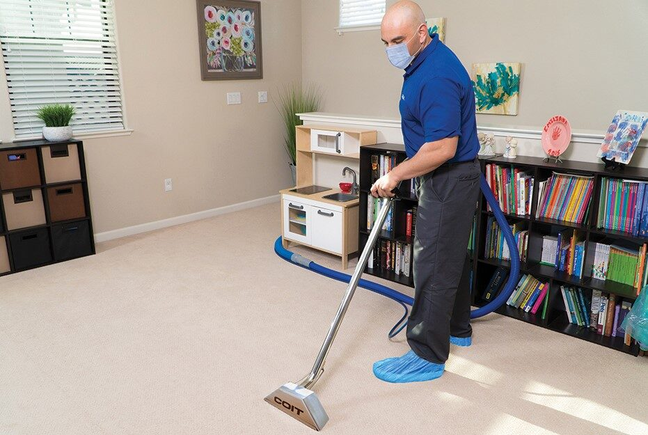 cleaning company in Los Angeles, CA